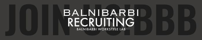 株式会社バルニバービ リクルートサイト